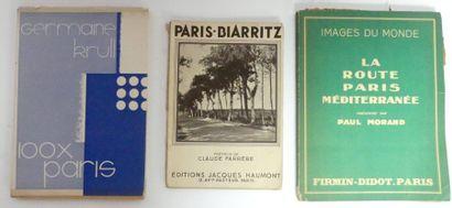 Germaine KRULL. 100 x Paris. 100 héliographies....