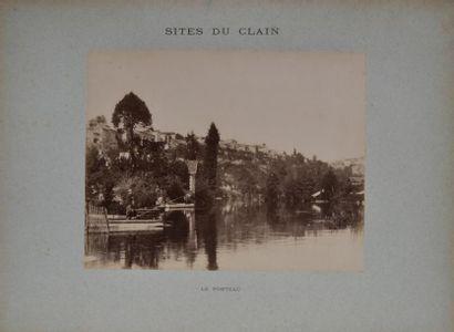 REGIONALISME. Sites du Clain. Charente et...