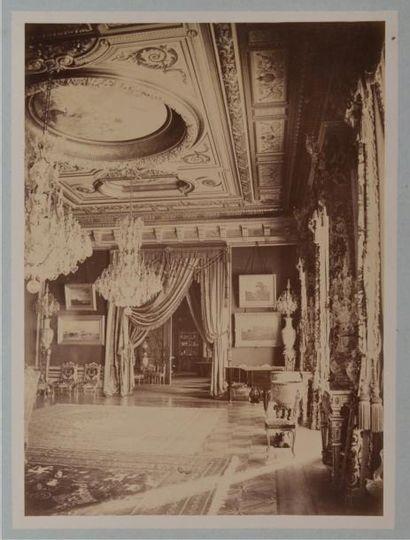 Pierre LAMPUÉ (1836-1924). Opéra de Paris...