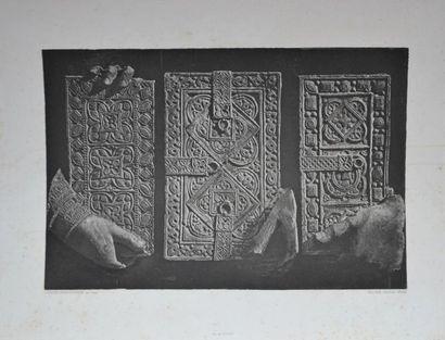 Charles NÈGRE (1820-1880). bas-reliefs. Vers...