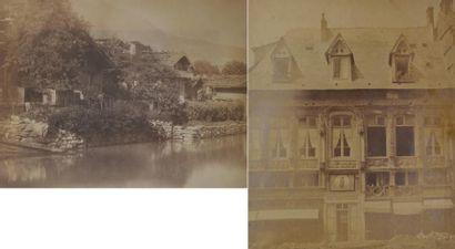ARCHITECTURE(S). Maisons rurales et monuments...