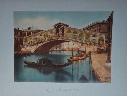 ITALIE XIXe-XXe par C. DEGOIX, S.V. MAUCHE...