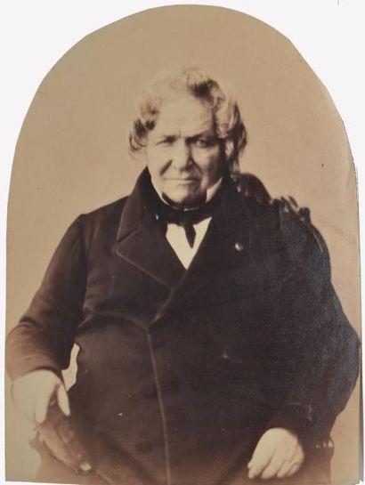 Gustave LE GRAY (1820-1884). Portrait du...