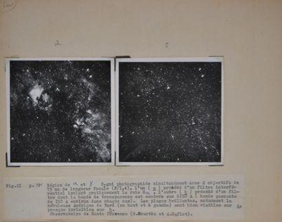 ASTRONOMIE. Nébuleuses photographiées depuis...