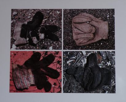 Nus, portraits, abstractions, fleurs. 57...