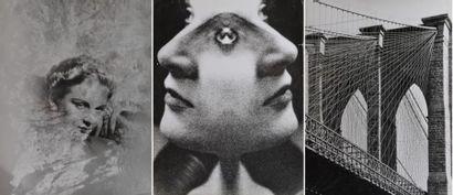 Douchan STANIMIROVITCH (1912-1978). Photomontages,...