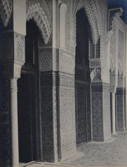 ALGÉRIE - TUNISIE - MAROC. Tirages sur papier...