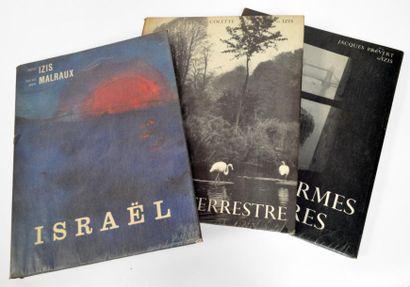 IZIS (1911-1980) et Jacques PRÉVERT, Charmes...