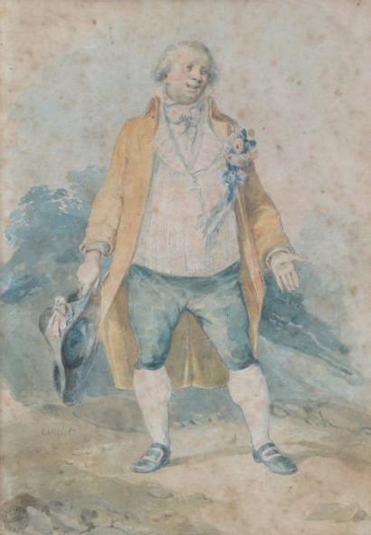 Nicolas-Toussaint CHARLET (1792-1845) Le...