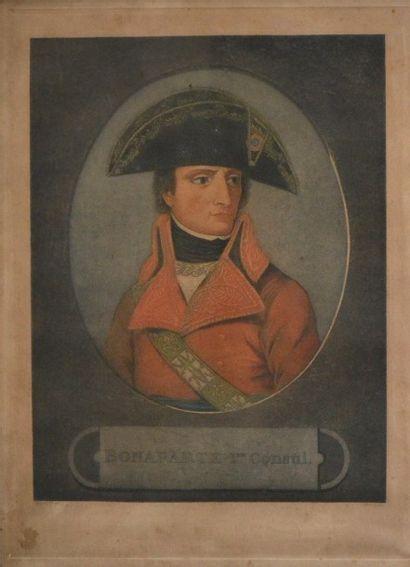 Andrea I APPIANI (1754-1817) Bonaparte 1er...