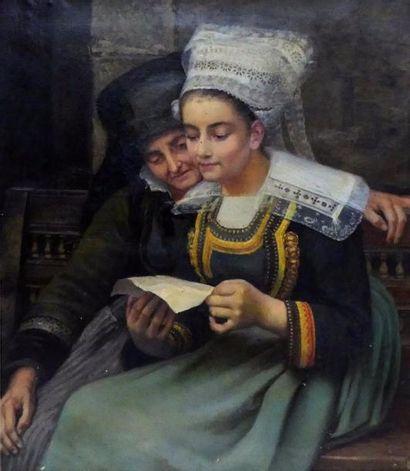 Alexandre LE BIHAN (1837/39-?) Bretonnes...