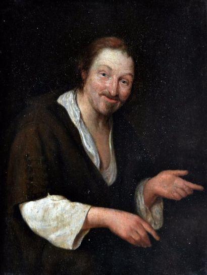 Attribué à Jacob TOORENVLIET (vers 1635-1719)...