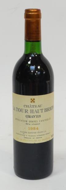 1 Blle Château La Tour Haut-Brion 1984, Graves...