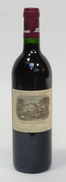 1 Blle Château Lafite Rothschild 1994, P...