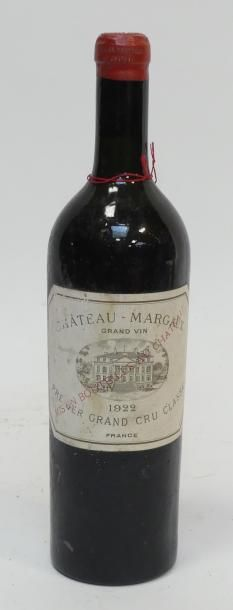1 Blle Château Margaux, 1er Grand cru classé...