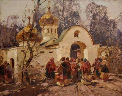 Sergej Michaijlovic KOLESNIKOV (1889-1952)...