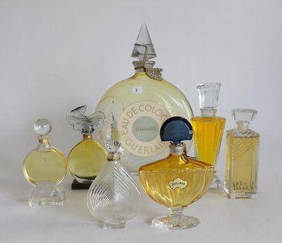 Guerlain - (années 1970-1980) Lot comprenant...