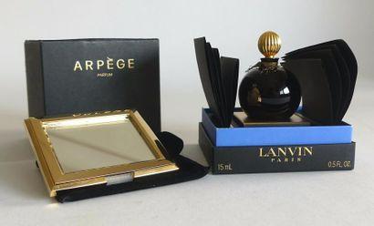 Lanvin Parfums.