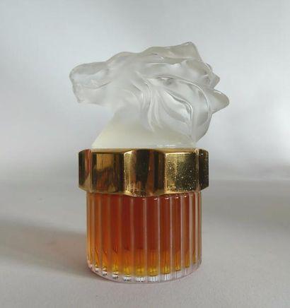 Lalique Parfums (années 2000). Flacon