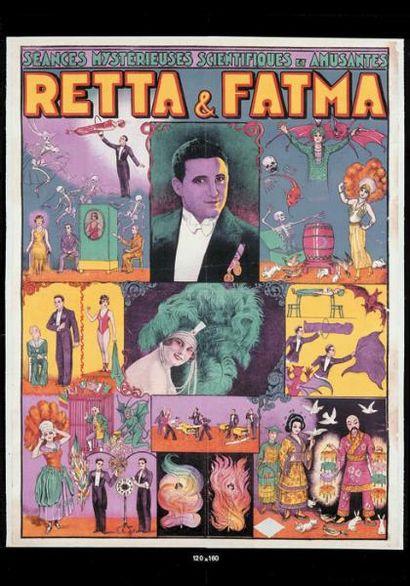 RETTA & FATMA .