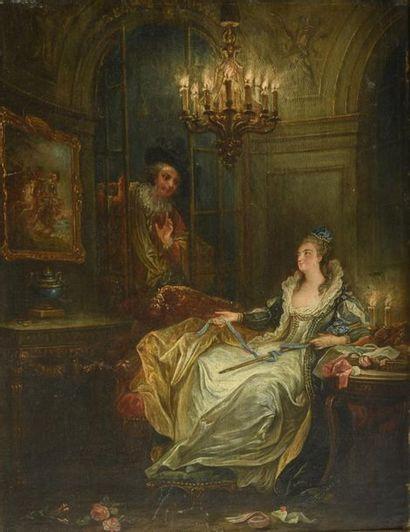 Attribué à françois GUERIN (né avant 1751...