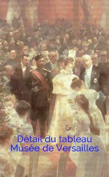 Alfred Philippe ROLL (1846-1919) Portrait of Tsar Nicholas II of Russia (1868-1918)...