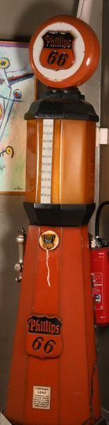 Lampe Philips de forme pompe à essence en...