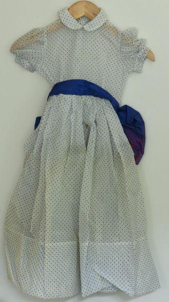Robe de petite fille