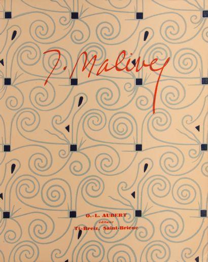 DENIS (Maurice). Jeanne Malivel, son oeuvre...
