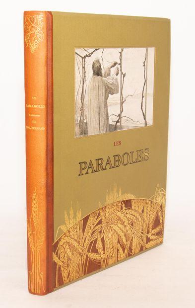 BIBLE. Les Paraboles illustrées par Eugène...