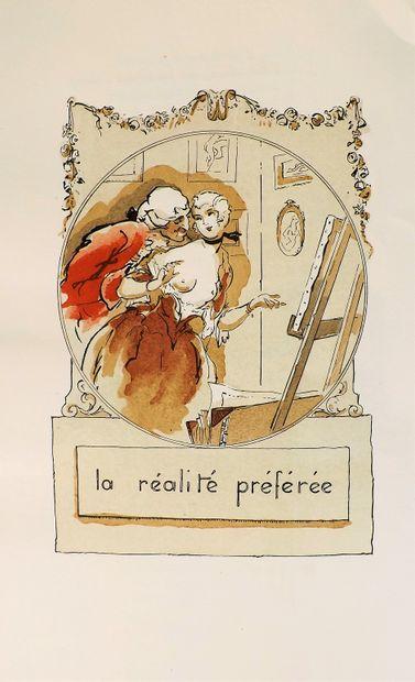 DEMACHY (J. F.). Contes choisis. Paris, Les...