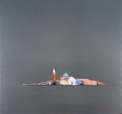 DOUTRELEAU Pierre (born in 1938). Venice....