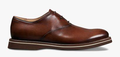 BERLUTI. Alessio shoes in Oxford leather,...