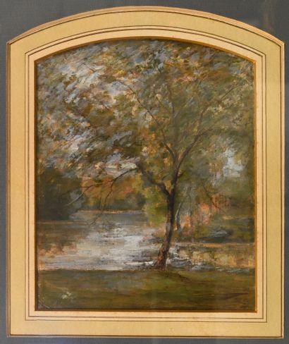 REIGNIER Claude-Marie (1870-1954). Lyon,...