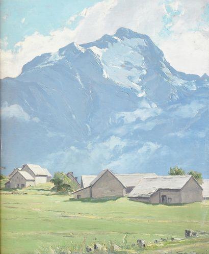 CONTENCIN Charles-Henri (1898-1955). La Roche...
