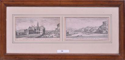 Israël SILVESTRE (1621 – 1691) - Hôtel de...