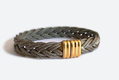 FRED. Vintage. Bracelet Force 10, fermoir...