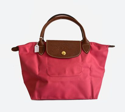 LONGCHAMP. LE PLIAGE Original, sac porté...
