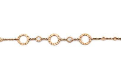 BULGARI. Bracelet en or