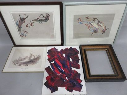 Trois reproductions