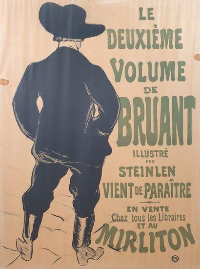 Henri de TOULOUSE-LAUTREC (1864-1901).  Le...