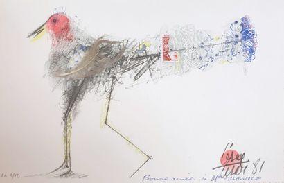 CÉSAR (César BALDACCINI dit, 1921-1998)....