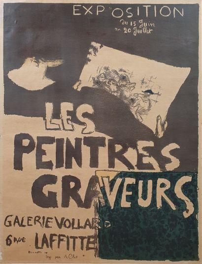 Pierre BONNARD (1867-1947).  Les Peintres...
