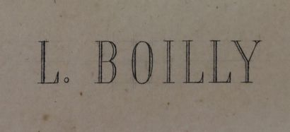 Louis Léopold BOILLY (1761-1845), attribué à.  Mére réprimant la dispute de ses...