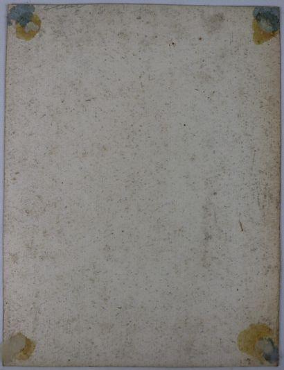Attribué à Baldassare FRANCESCHINI, dit IL VOLTERRANO (1611-1689)  Figure agenouillée...