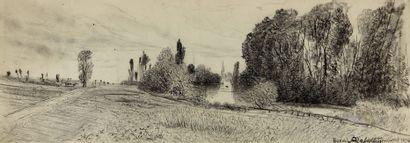 Marie Abraham ROSALBIN DE BUNCEY (1833-1891)....