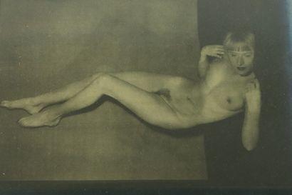 Albert RUDOMINE (1892-1975).  Suzy Solidor,...