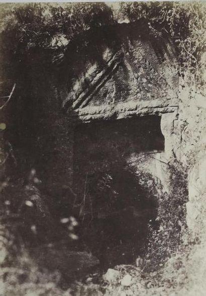 Auguste SALZMANN (1824-1872).  Jérusalem,...