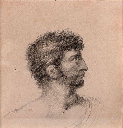 Attribué à Jean-Baptiste WICAR (Lille 1762-Rome 1834)