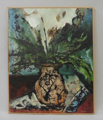 Serge DAMIENS (25 décembre 1954) «Bouquet...